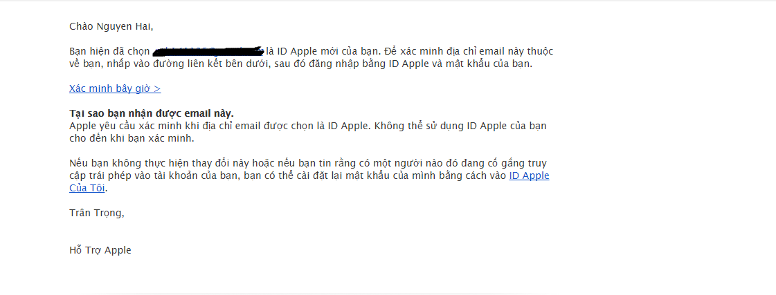 Apple ID 7