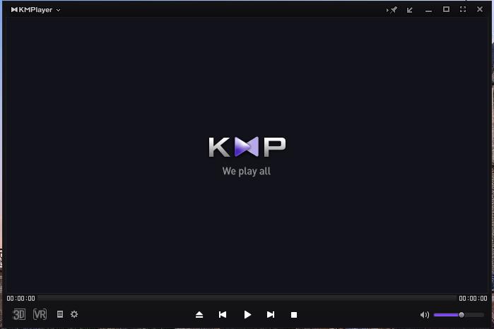 KMPlayer sach se quang cao