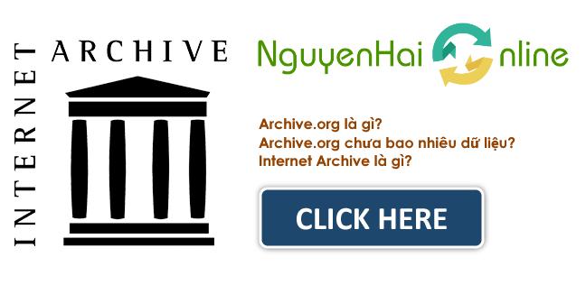 Archive la gi, Archive chua bao nhieu du lieu