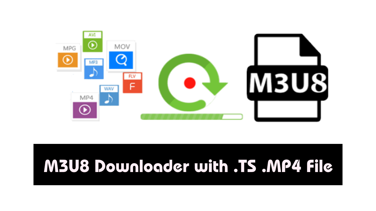 download m3u8 file streaming