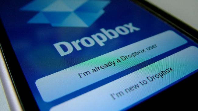 dropbox gia re