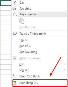 viet so 0 trong excel 3