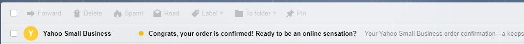 email bao verify